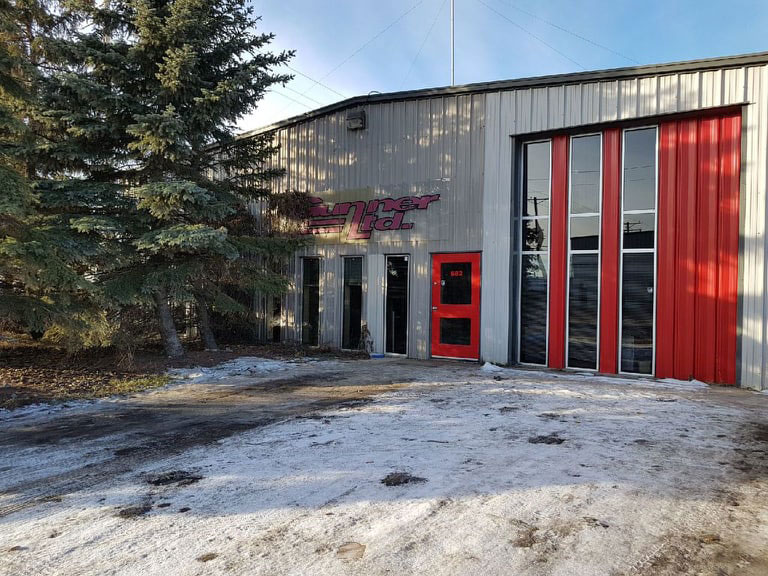 gunner building location
