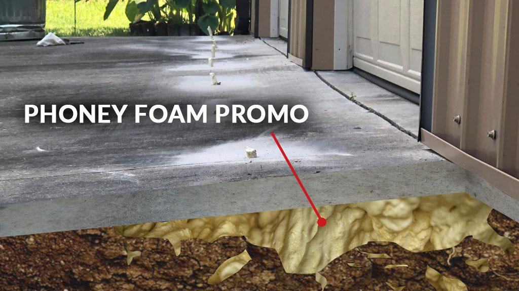 Phoney Foam Promo