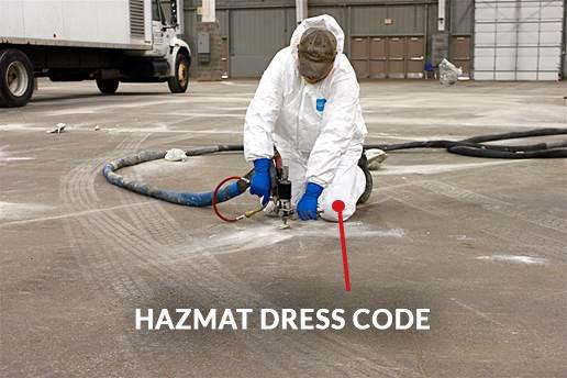 Hazmat Dress Code